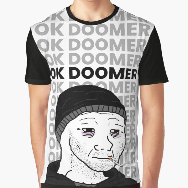 Ok Doomer Graphic T-Shirt