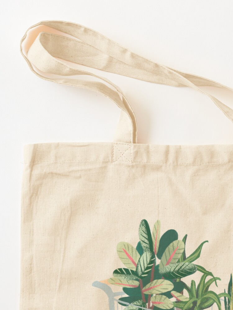 Alternate view of Plant friends Tote Bag