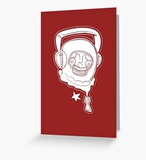 Tagger Tunes Greeting Card