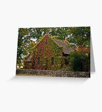 Gostwyk Chapel Greeting Card