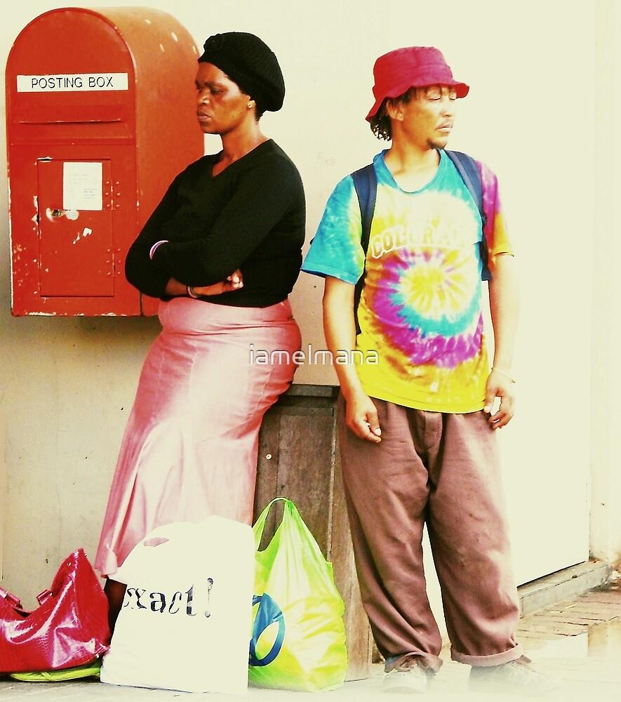 Colourburst by iamelmana