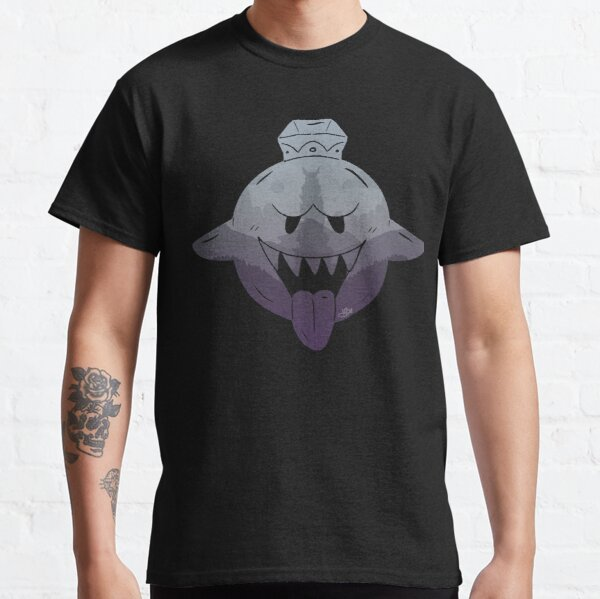 King Boo Mansion Silhouette  Classic T-Shirt