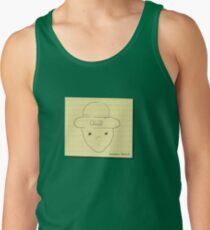 My unoriginal leprechaun amateur sketch shirt Tank Top