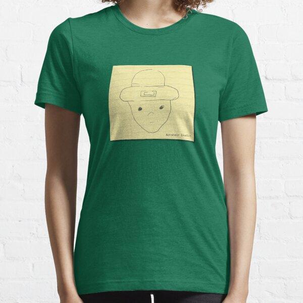 My unoriginal leprechaun amateur sketch shirt Essential T-Shirt