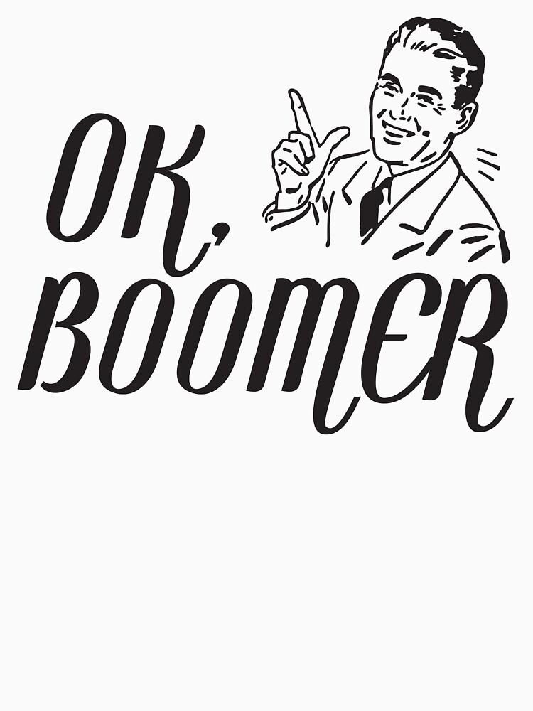 OK Boomer by KatieBuggDesign