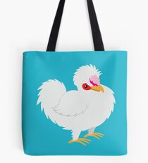 Bantam silky chook chicken Tote Bag