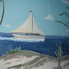 Sailboat by Wendy Crouch