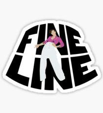 Fine Line Harry Styles Sticker