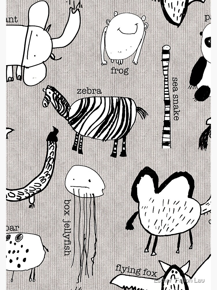 Baby Zoo  by nouveaubohemian
