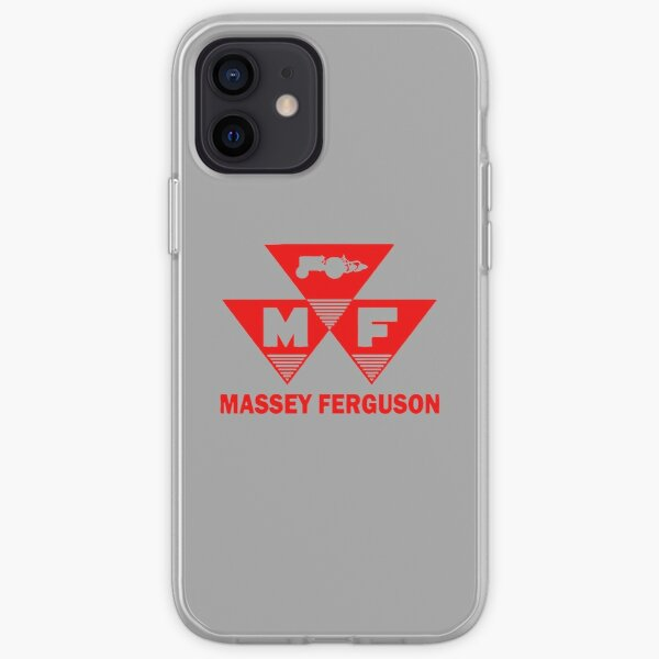Massey Ferguson agricole Coque souple iPhone