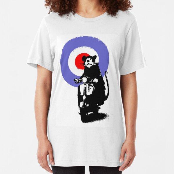 mod rat Slim Fit T-Shirt