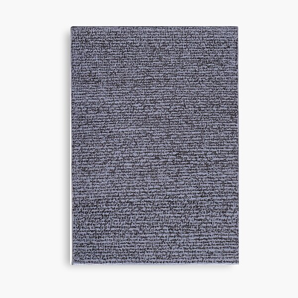 """Dictionary 1"" (a-air conditioning) Canvas Print"