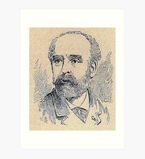 Achille Lemot Paul Perret 1830 1904 Art Print