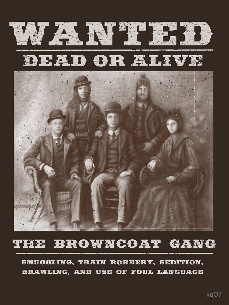 The Browncoat Gang by kg07