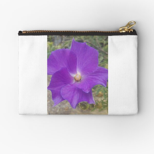 Purple Beauty Zipper Pouch