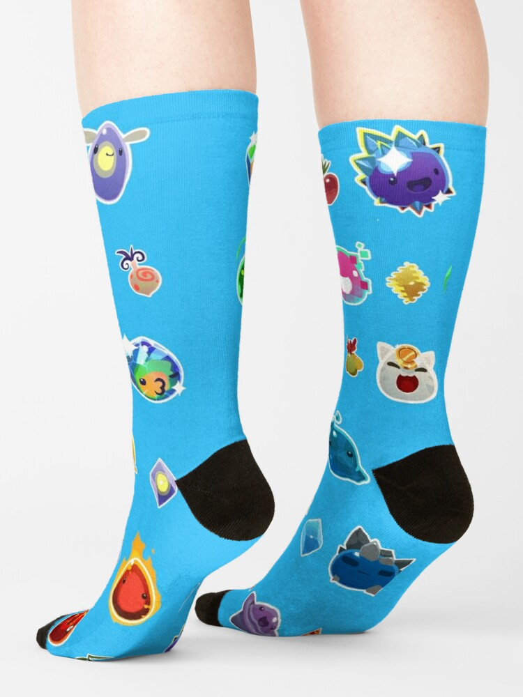 Alternate view of Slimetastic Socks