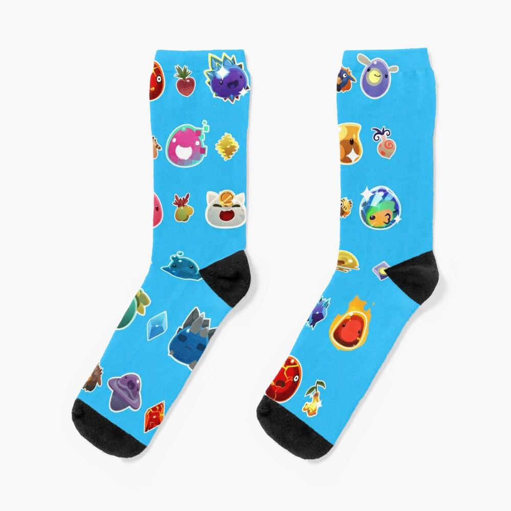 Slimetastic Socks