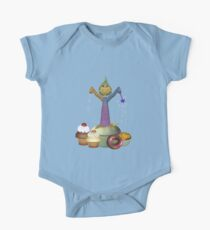 Magic Cakes .. a wizards spell Kids Clothes