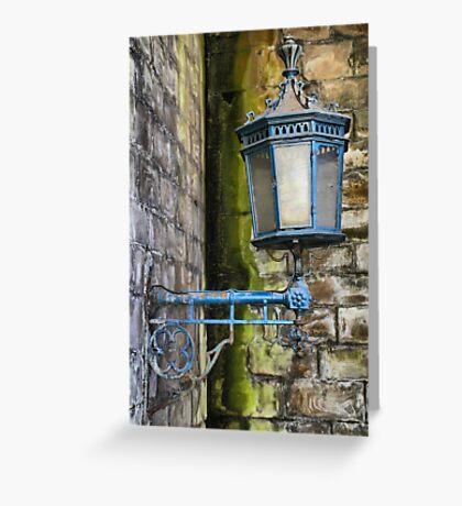 Cathedral Lantern Greeting Card
