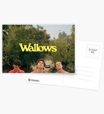 njengengek wallows -  Postcards
