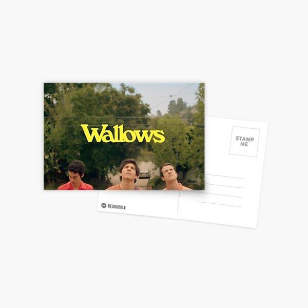 njengengek wallows -  Postcard