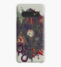 Die of Death Case/Skin for Samsung Galaxy