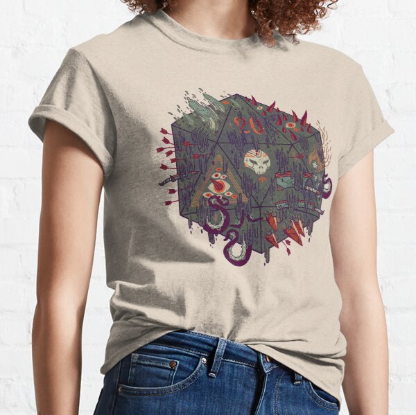 Die of Death Classic T-Shirt