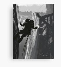 Mission Complete Canvas Print