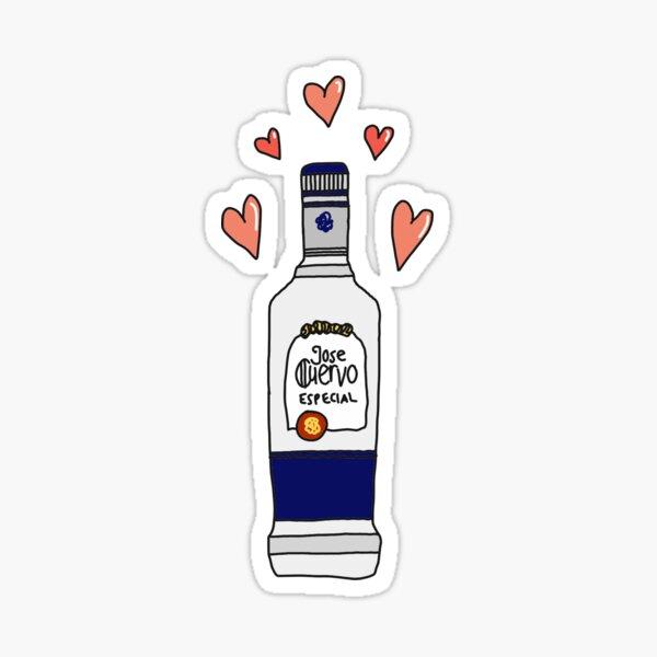 tequila feels nice Sticker