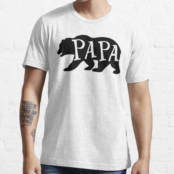 Papa Bear Adult Mens T-Shirt