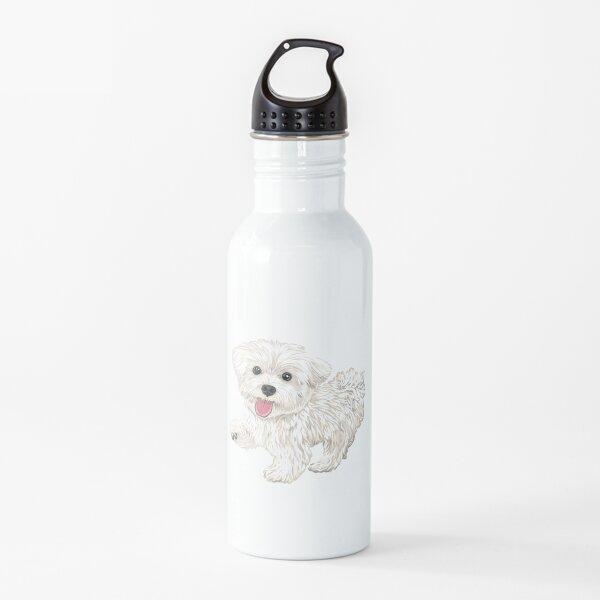 Maru the Maltese Water Bottle