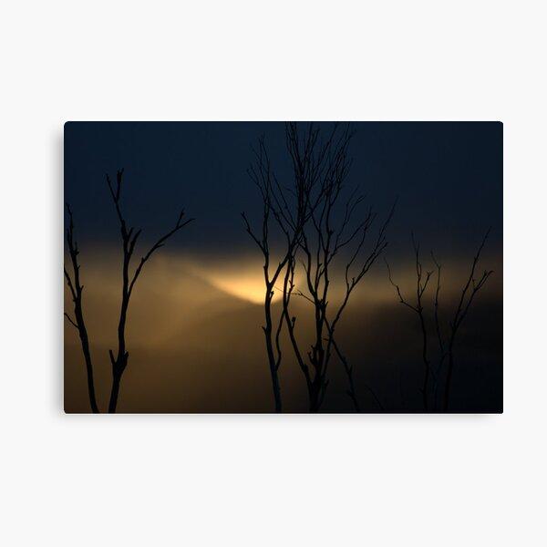 Mt Hotham Sunset 2 Canvas Print
