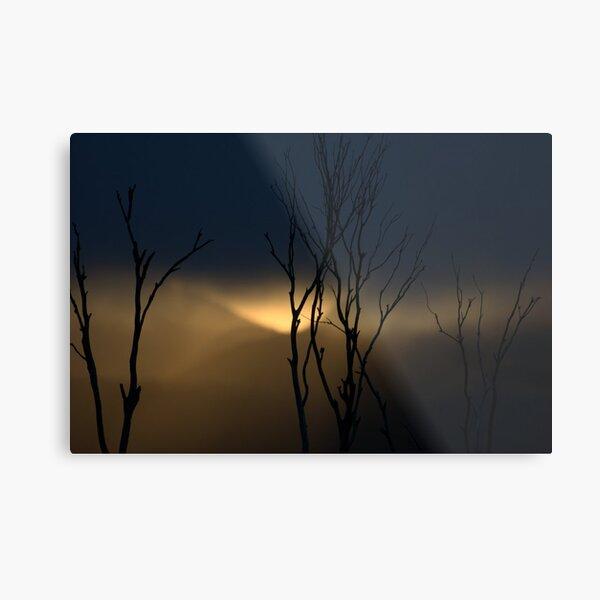 Mt Hotham Sunset 2 Metal Print