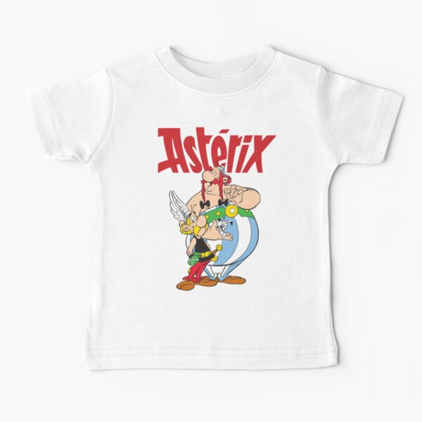 Asterix and Obelix T-shirt artwork  Baby T-Shirt