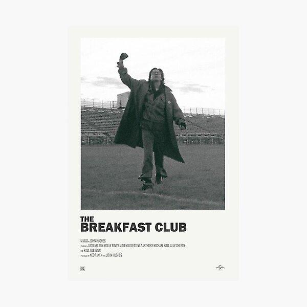 the breakfast club -  Photographic Print