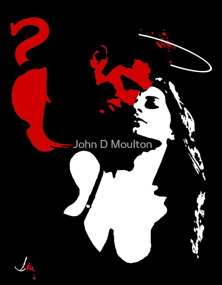 Broken Halo by John D Moulton