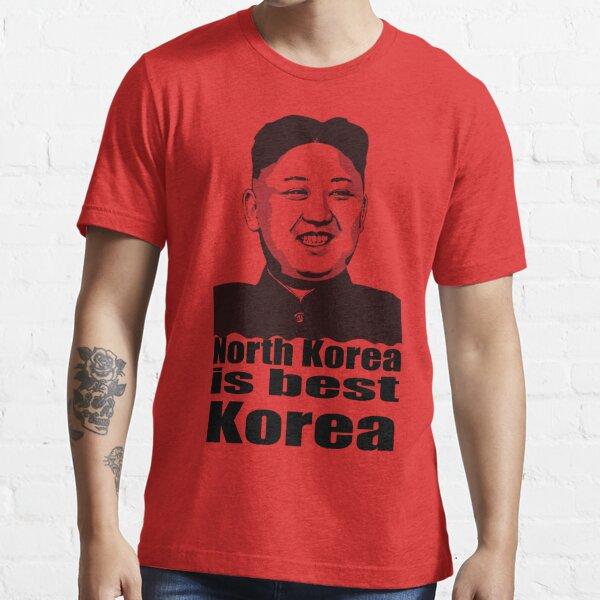 North Korea - Best Korea Essential T-Shirt