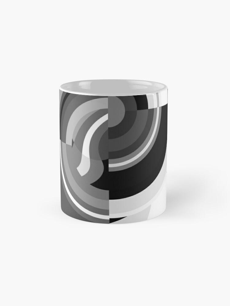 Alternate view of Geometric Revolution 9 Mug