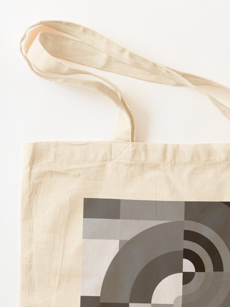 Alternate view of Geometric Revolution 10 Tote Bag