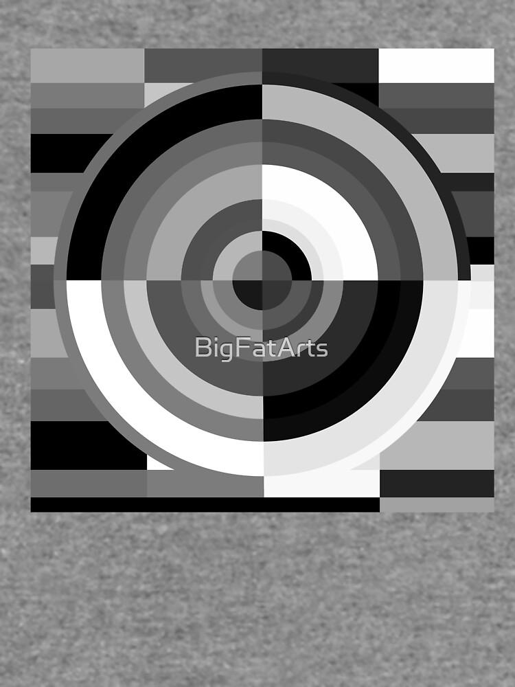Geometric Revolution 11 by BigFatArts