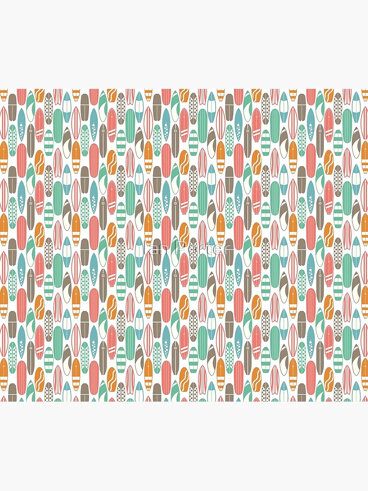 Surfboard Pattern by procrest