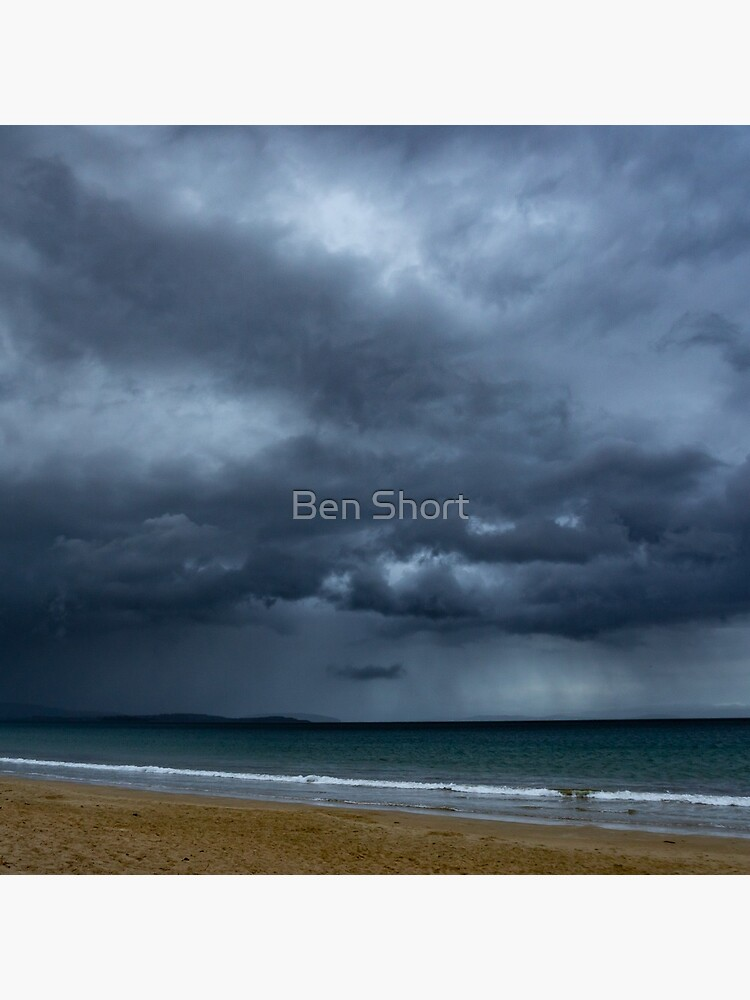 Storm over Dunalley by bcshort