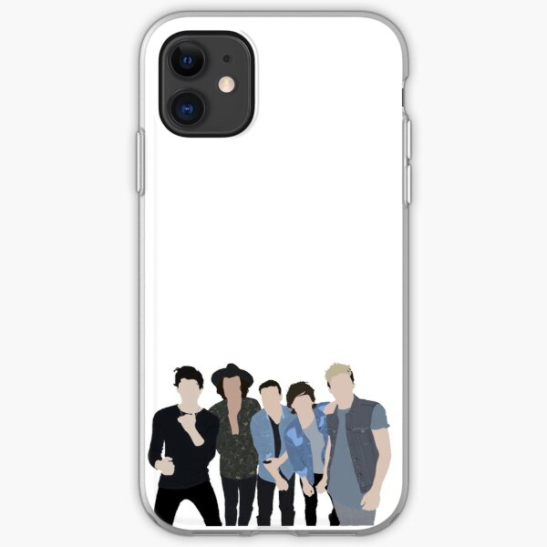 One Direction iPhone Soft Case