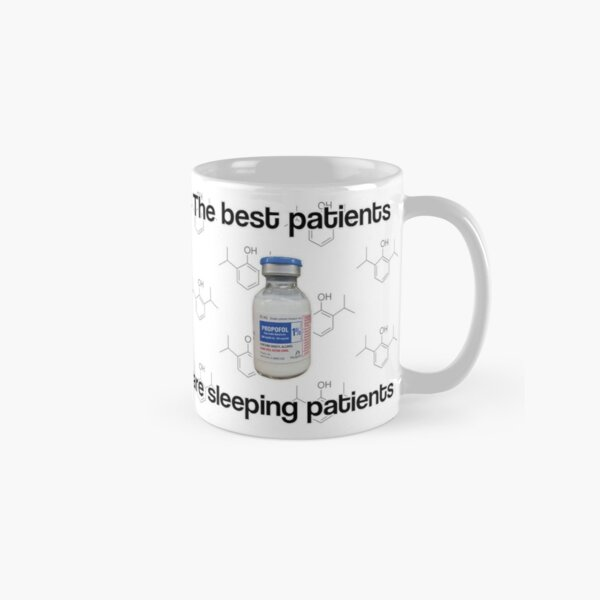 Anaesthetist / Anesthesiologist Gift Classic Mug
