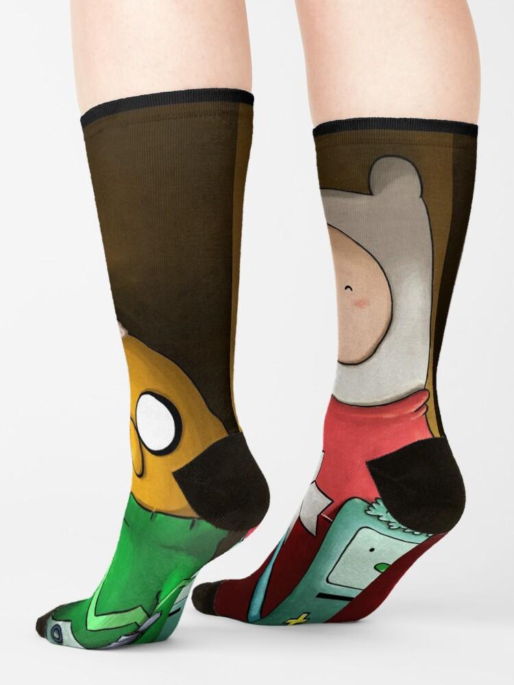 Alternate view of Merry Christmas Socks