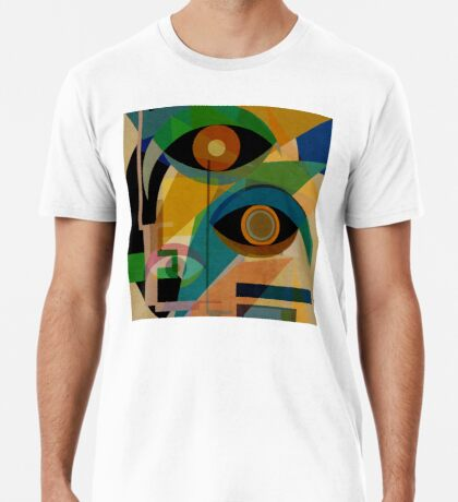 Space Shapes TWO Premium T-Shirt