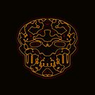 Binary Skull by WildUnit