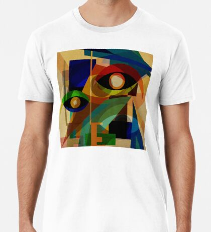 Space Shapes ONE Premium T-Shirt