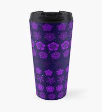 Amethyst in the Sparkling Sea Travel Mug