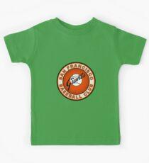 san francisco giants logo 2 Kids Clothes